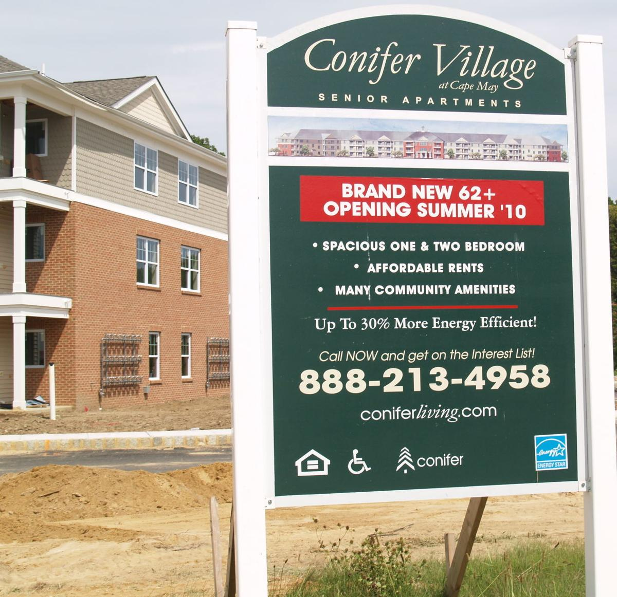 Conifer Village Anticipates September Opening Business