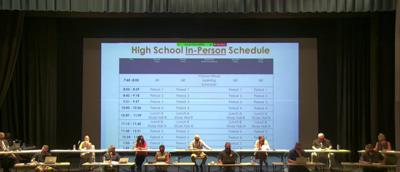 Middle Township Schools Plan for Hybrid Reopening