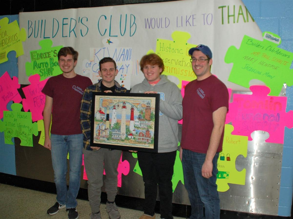 First Teitelman Jigsaw Puzzle Tournament Puts the Pieces Together