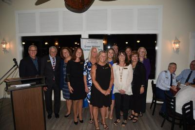 Greater Wildwood Chamber of Commerce Holds Annual Dinner Meeting