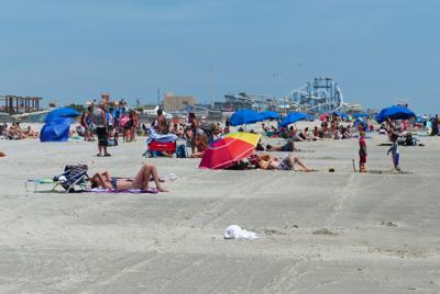 DEP: All County Ocean Water Beaches Safe for Bathing July 9, 2020