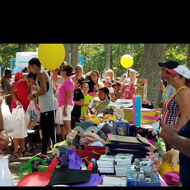 Eighth Annual Kids' Carnival Draws Many Youngsters