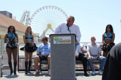Wildwoods to Host Free Summer Slam Sports and Musical Festival