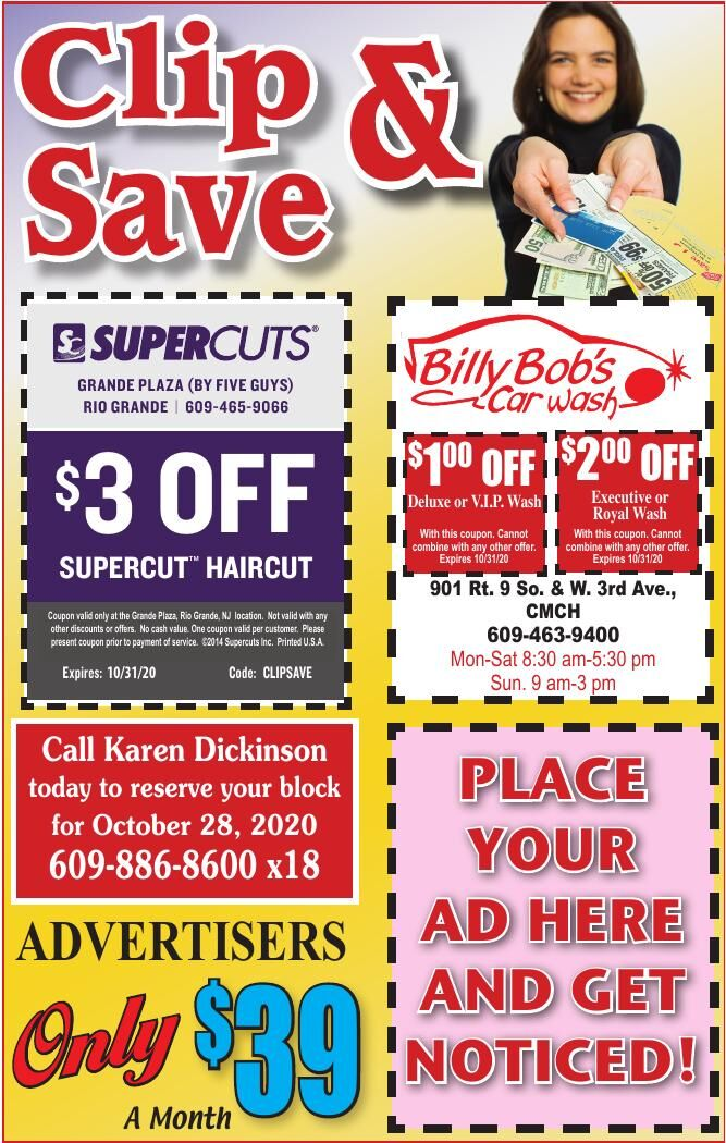 Clip N Save for 09-30-2020