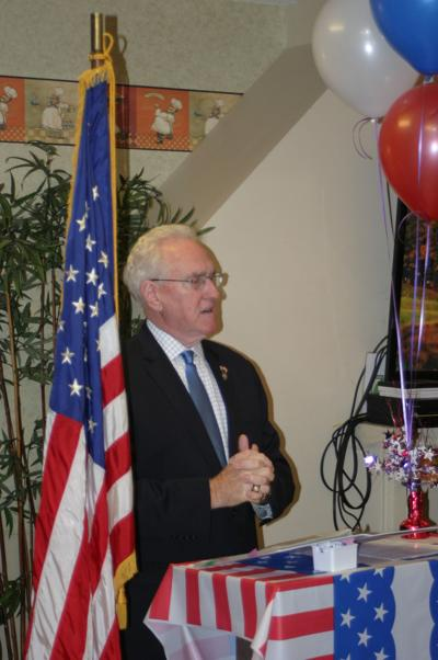 Pierson Elected to Chair Coast Guard Community Foundation Board