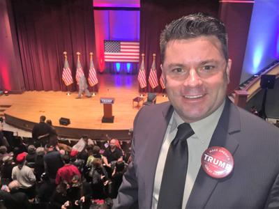 McDowell Named County Trump Campaign Coordinator