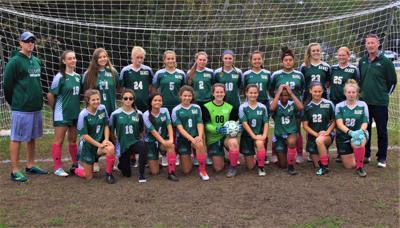 Breakthrough Season Bodes Well For Hawks' Girls Soccer