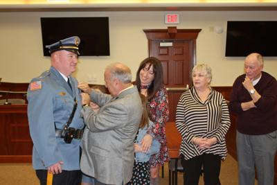 McQuillen Sworn as Sea Isle City Police Chief