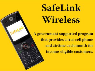 SafeLink Wireless Help's NJ's Eligible Low-Income Families With Cell