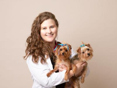 Abri Animal Hospital Welcomes New Veterinarian