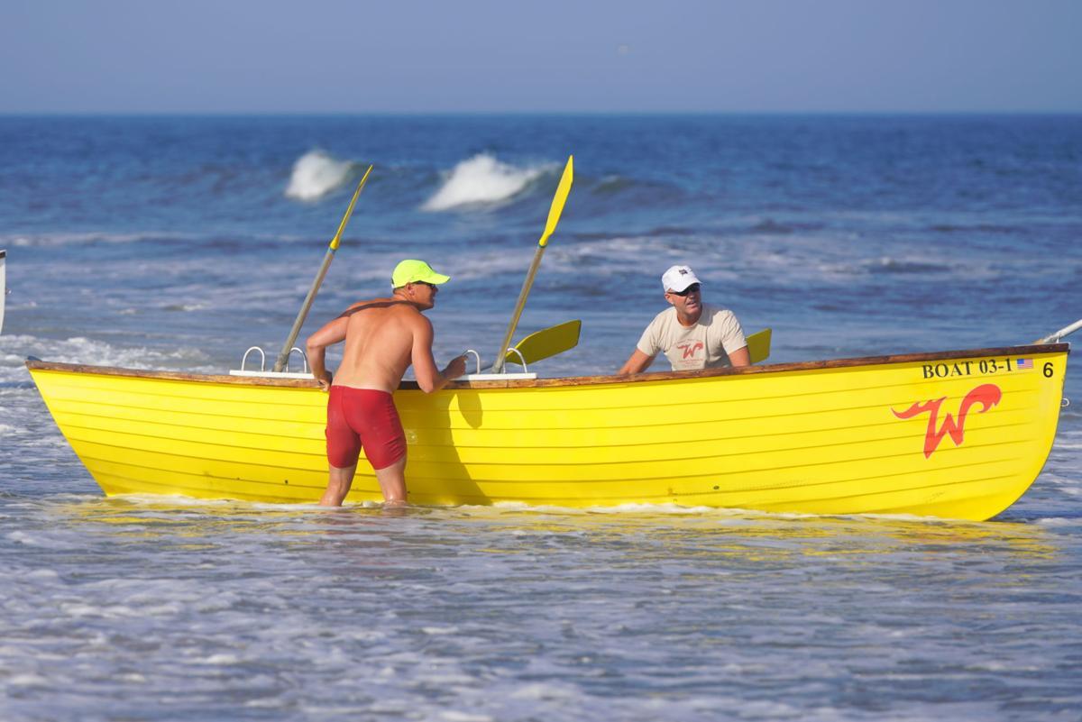 51st James Beschen-Michael Callahan Memorial Lifeguard Race Hosted by N. Wildwood Beach Patrol
