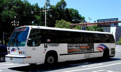NJ Transit Bus