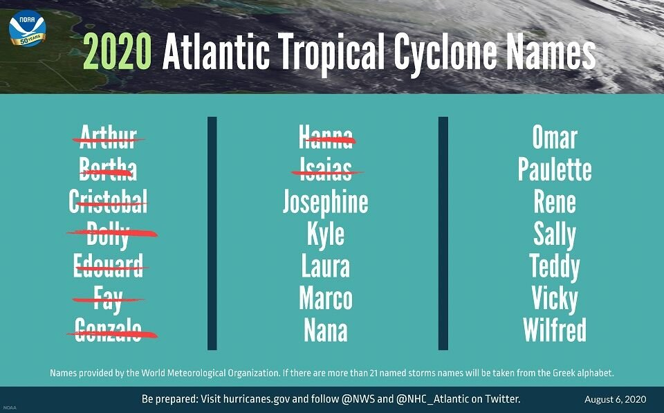 'Extremely Active' Hurricane Season Possible for Atlantic Basin, NOAA Says