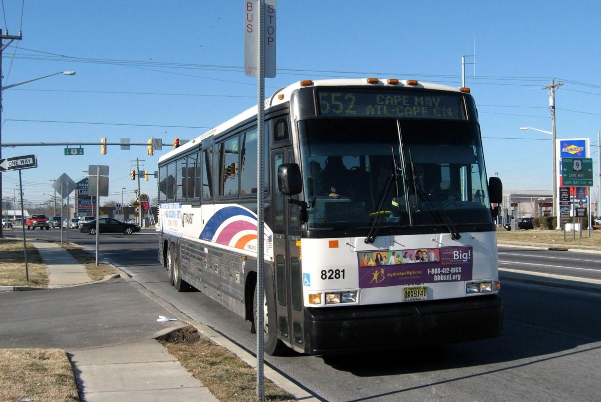 Nj Transit Adds New Atlantic City Bus Run Government