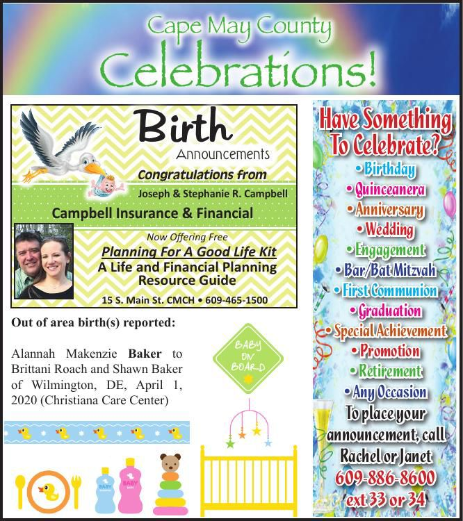 Celebrations for 05-06-2020