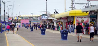 N. Wildwood Boardwalk - File Photo