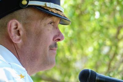 Chief Regalbuto (Side View) - File Photo