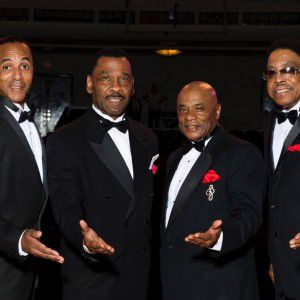 The Drifters Conclude The Cape May Summer Concert Series