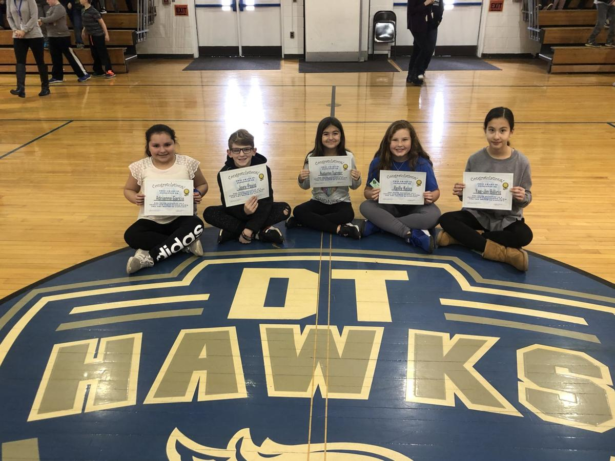 Dennis Township Schools Honor Students, January Employee