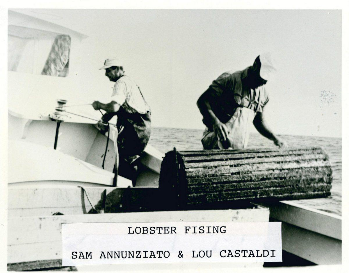 """Lobster Fishing (also known as """"Pot"""" Fishing) is part of Fish Alley's rich history."""
