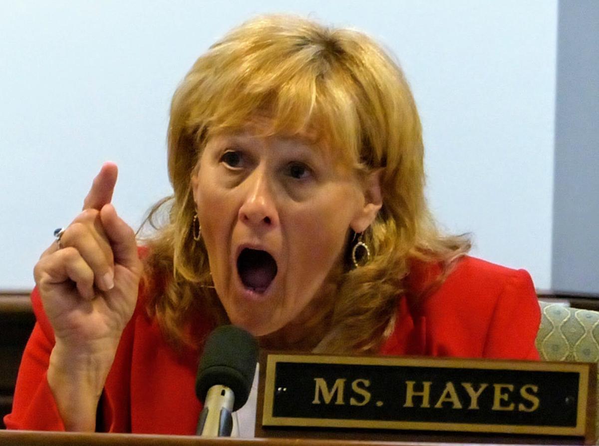 Freeholders Censure Hayes