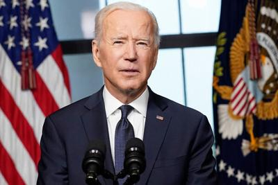 President Joe Biden - Shutterstock Option