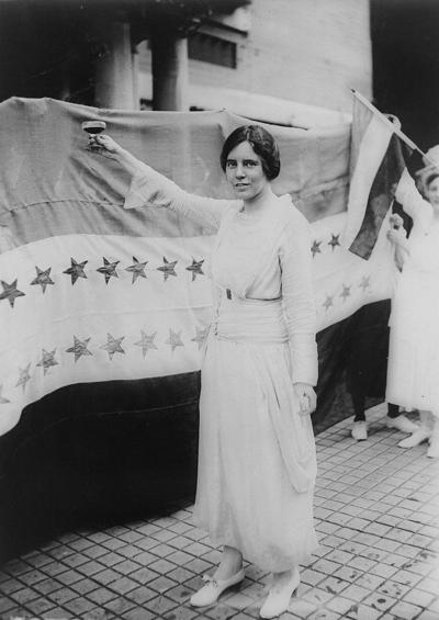 "New Law Designates ""Alice Paul Day"" in NJ to Honor Feminist Icon"