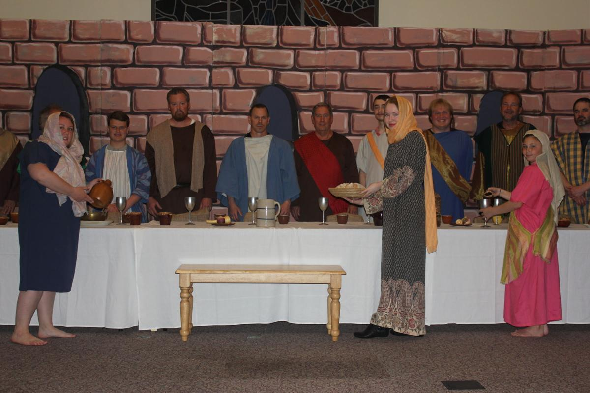 Church to Reenact Last Supper | Religion