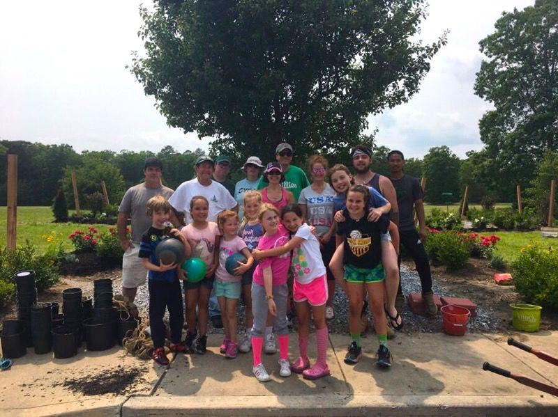 Bishop McHugh School Debuts STREAM Garden