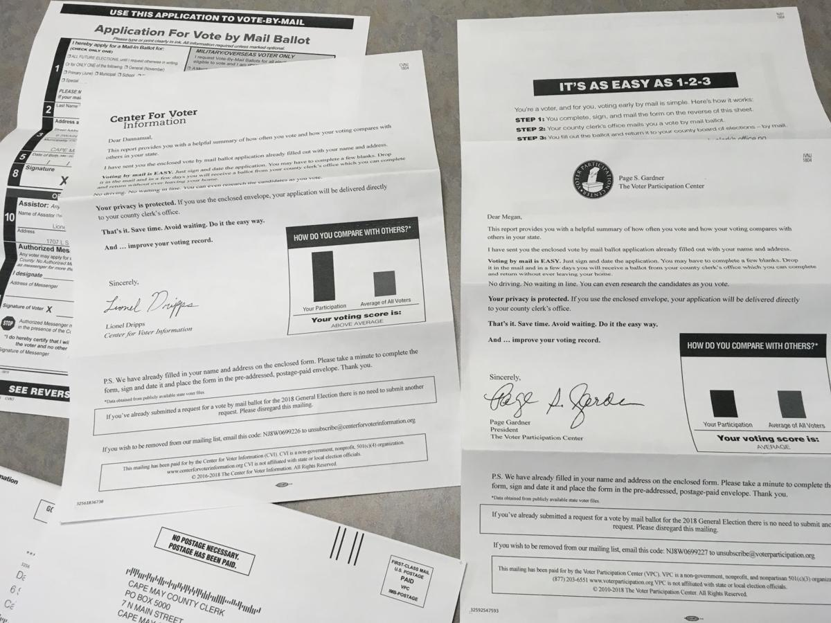 County Clerk Updates Voters on Election Mailings