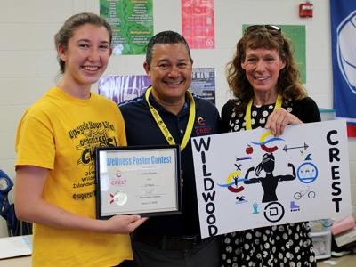 Crest's Wellness Poster Contest Winners Announced