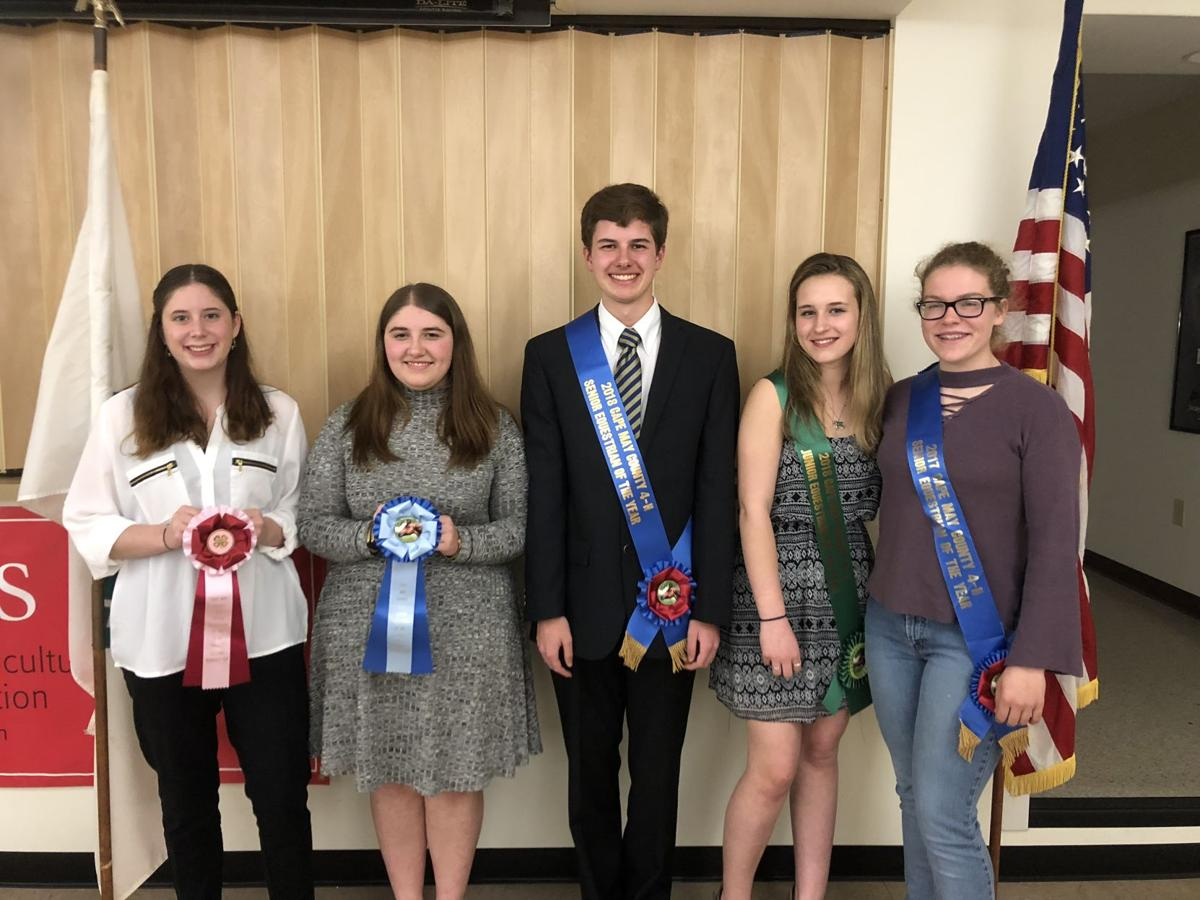 2018 Cape May County 4-H Equestrians of the Year1