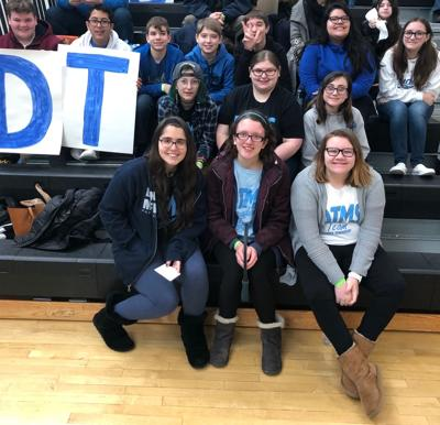 Thinkers from Dennis Township Middle School Compete in Contest