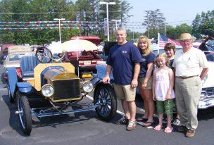 Gentilinis Car Show Attracts Over Business - Gentilini ford car show 2018