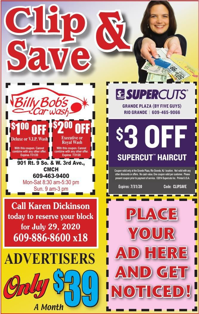 Clip N Save for 06-24-2020