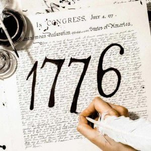 Middle Township High School Presents '1776'