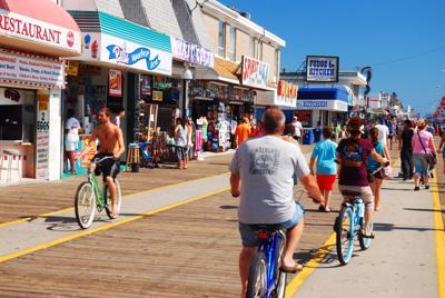 Murphy Vetoes Boardwalk Bill; Mayor's 'Disappointed'