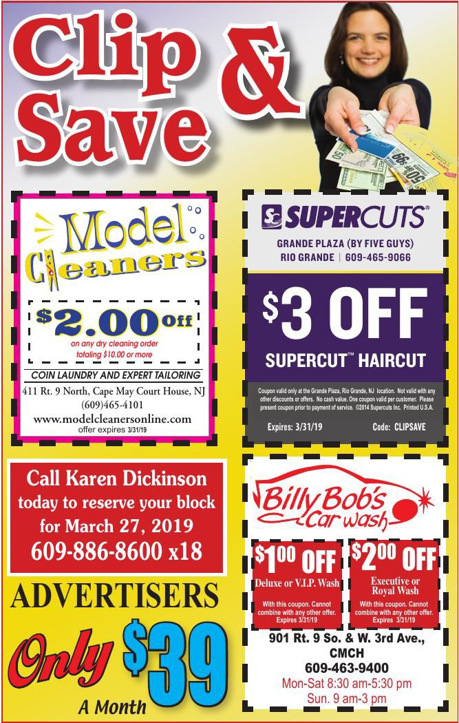 Clip N Save for 02-27-2019
