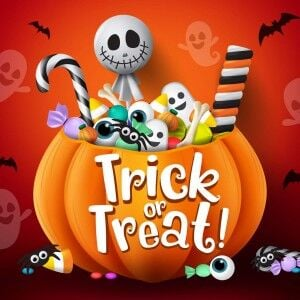 Trick or Treat Around Cape May County 2020