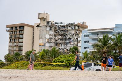 Miami Condo Collapse - Shutterstock