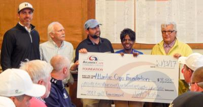 Golf Tournament Raises More Than $41,555 for Atlantic Cape Students