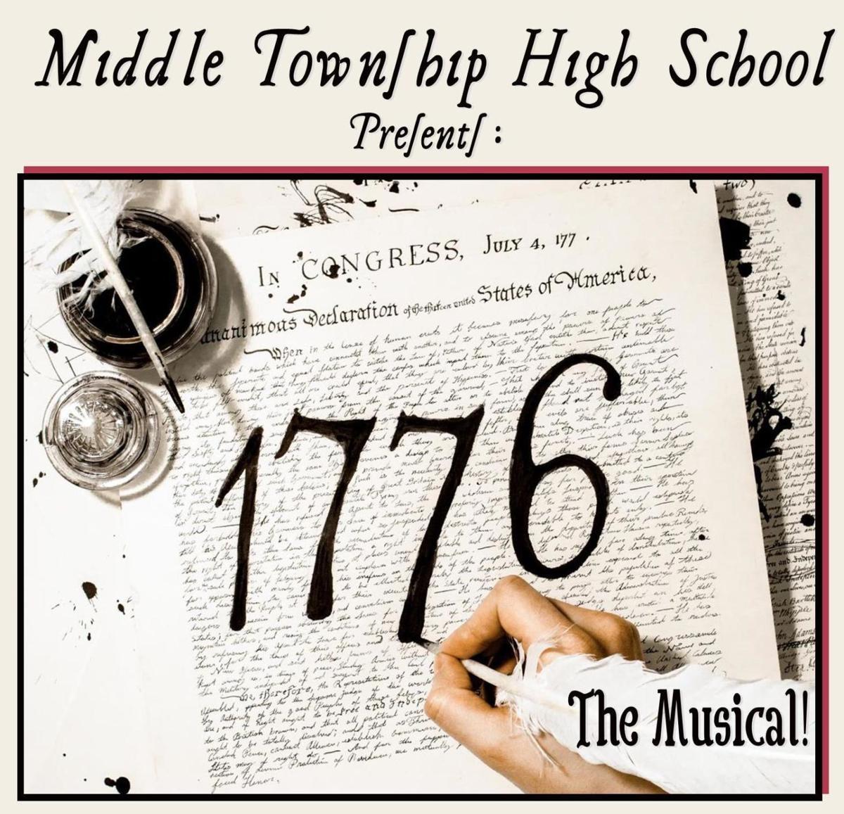 MTHS 1776!
