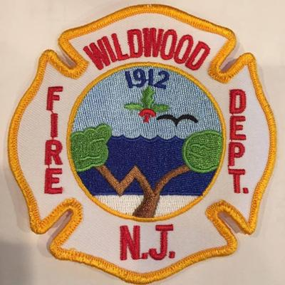 Wildwood Fire Department Logo