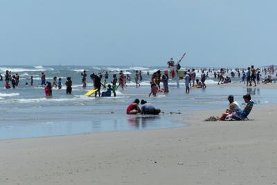 Sea Lice Making Early August Itchy at Local Beaches