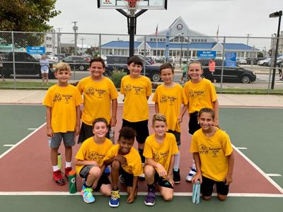 Wildwood Crest Summer Basketball League Results July 31-Aug. 6, 2020