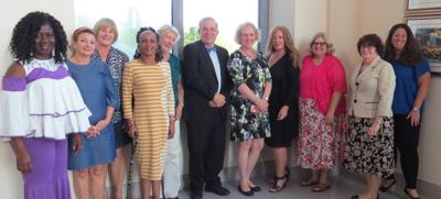 CASA Adds 9 New Volunteers to Aid Children, Youths in Foster Care