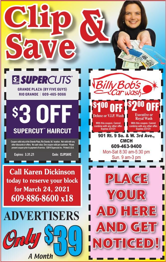 Clip N Save for 02-24-2021