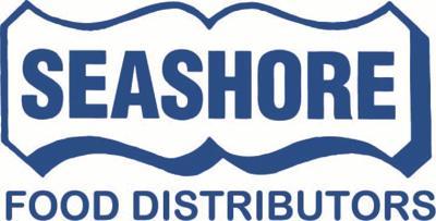 Seashore food logos