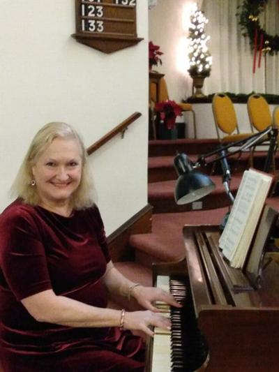 Church Musician Perseveres with Heavenly Notes