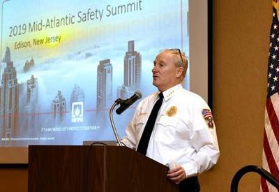 NJ Division of Fire Safety Co-Hosts Mid-Atlantic Regional Fire Safety Summmit
